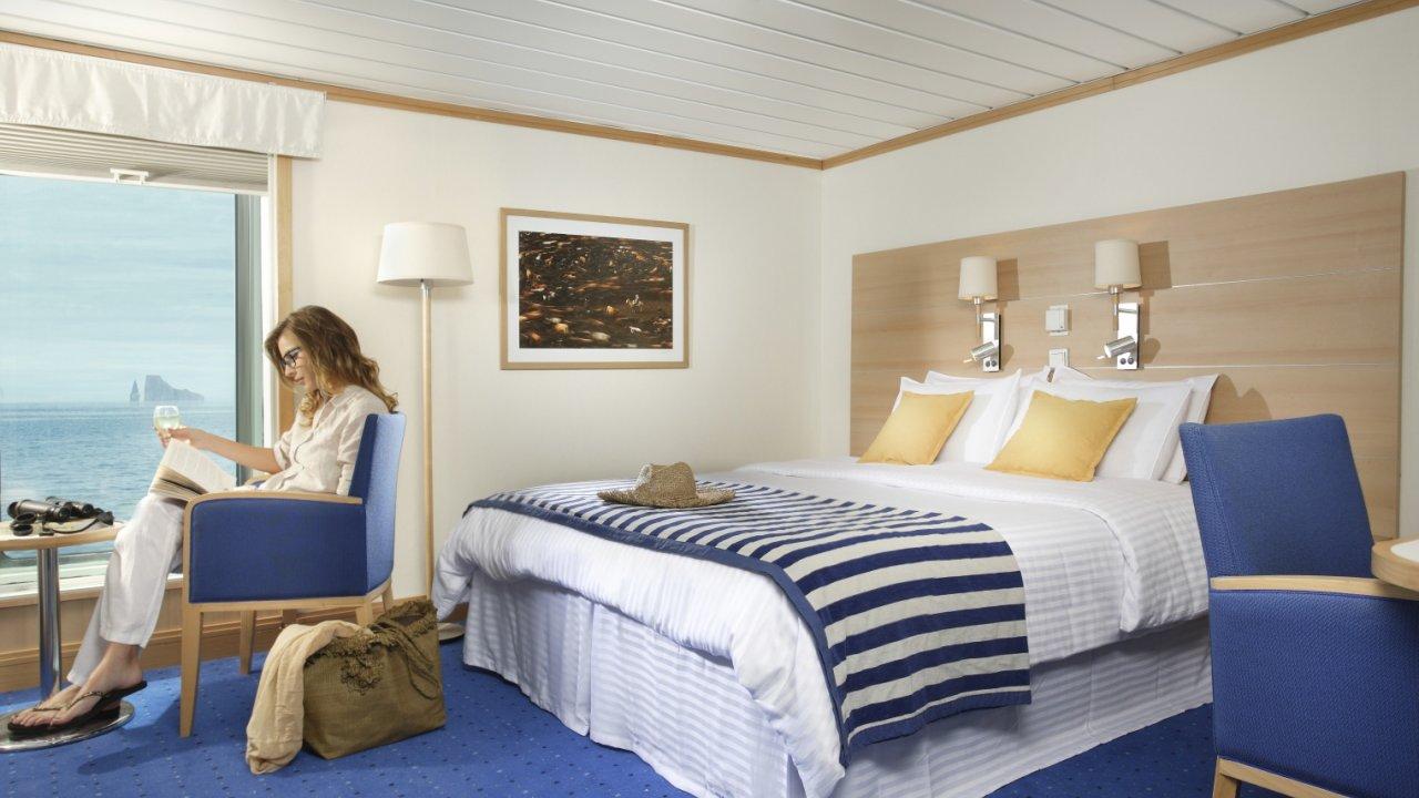 Luxury cabin La Pinta