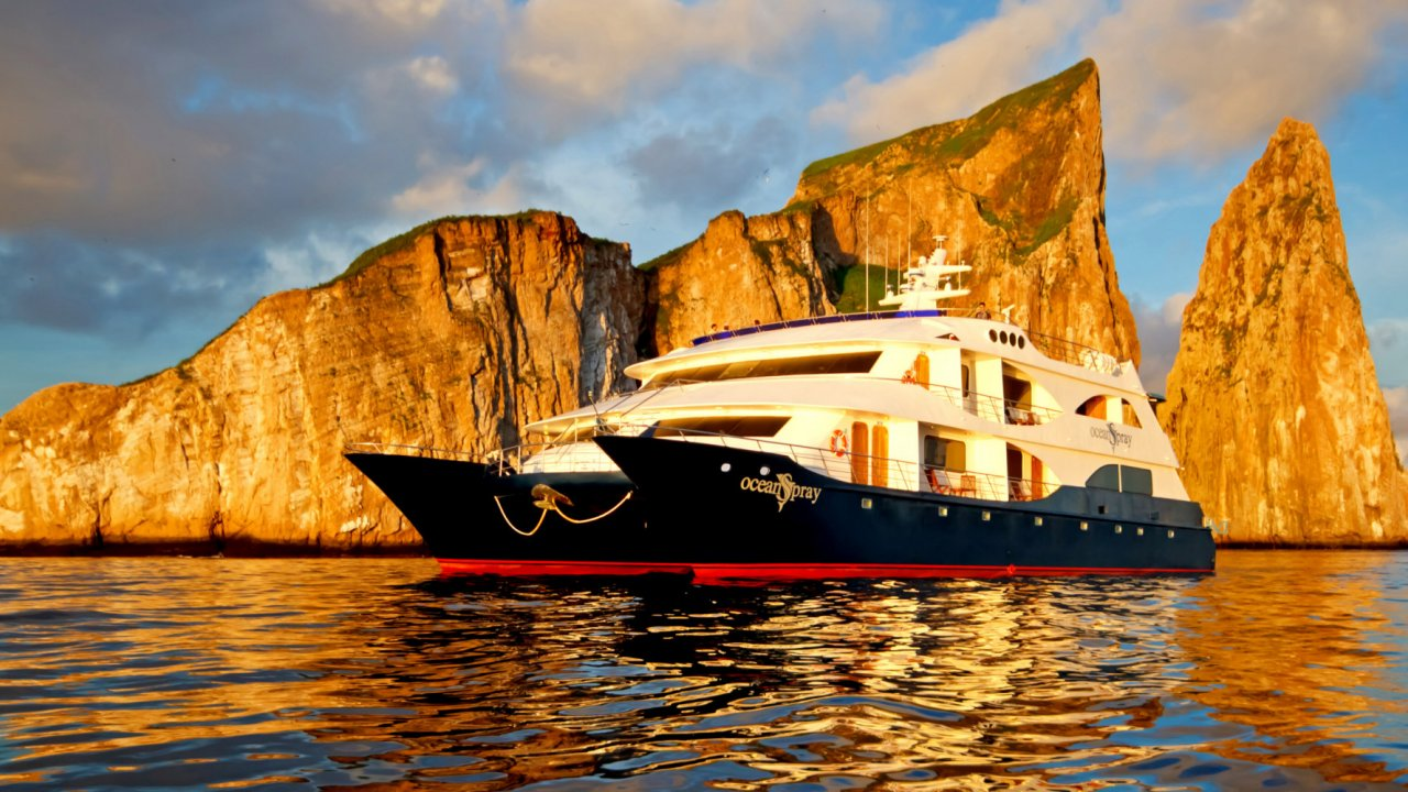 excellent galapagos cruises