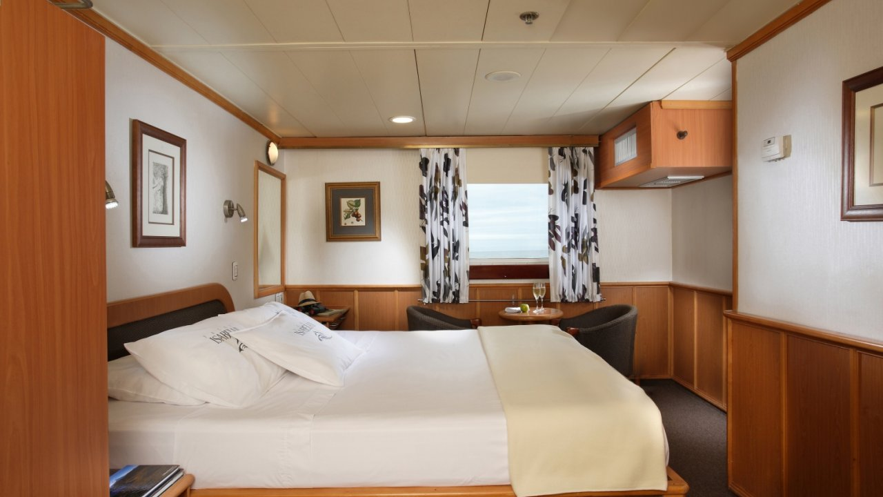 owners cabin isabella