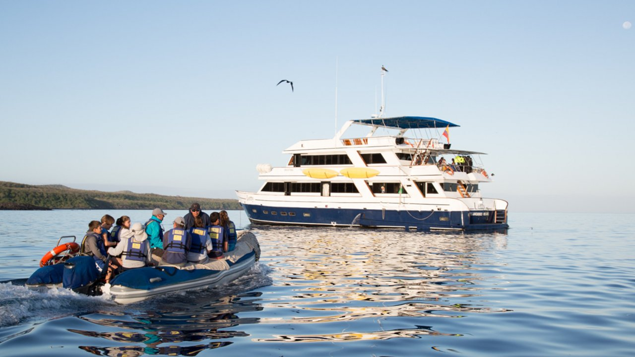 Cruise Galapagos Islands
