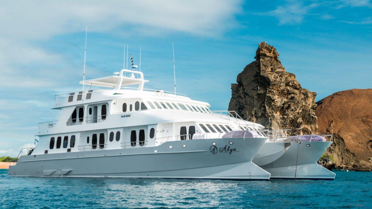 Alya Ship Galapagos