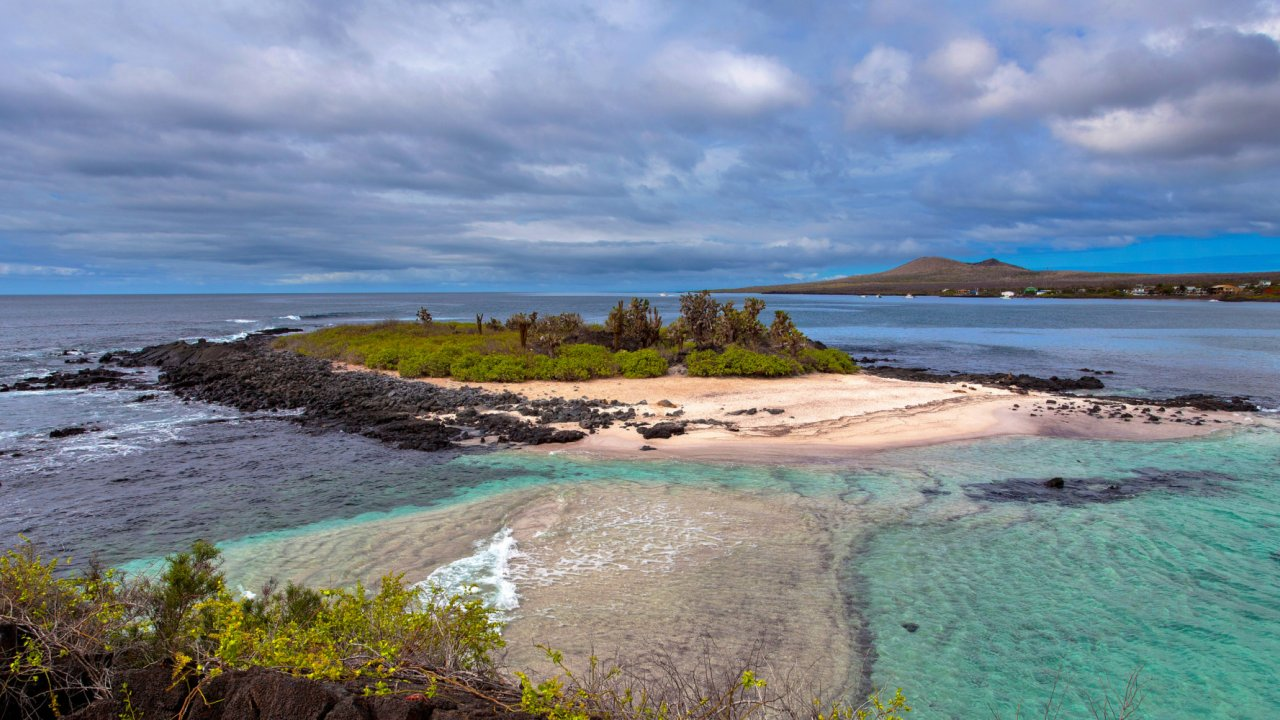 best cruise in Galapagos