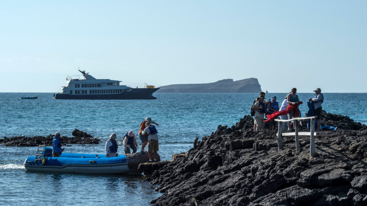 Family Cruise Galapagos