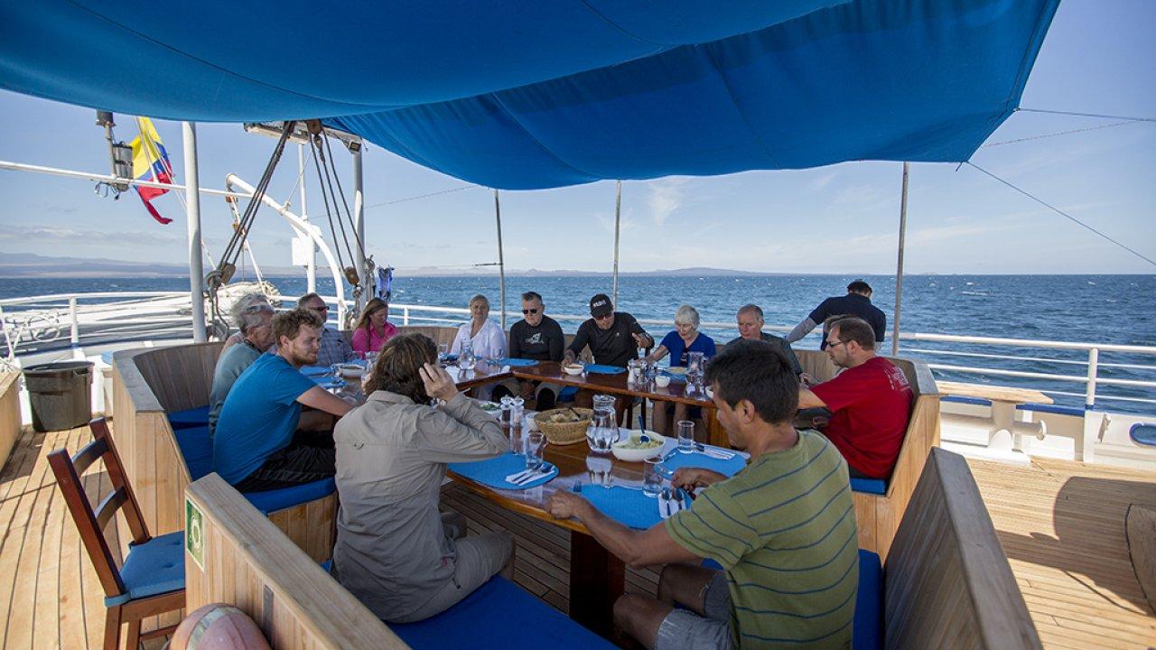 Galapagos Sailing Tours