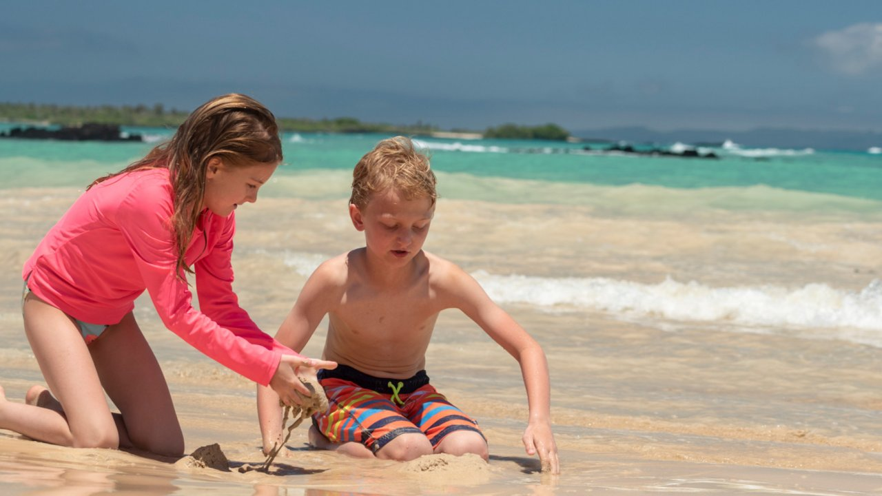 Best family vacations in the Galapagos