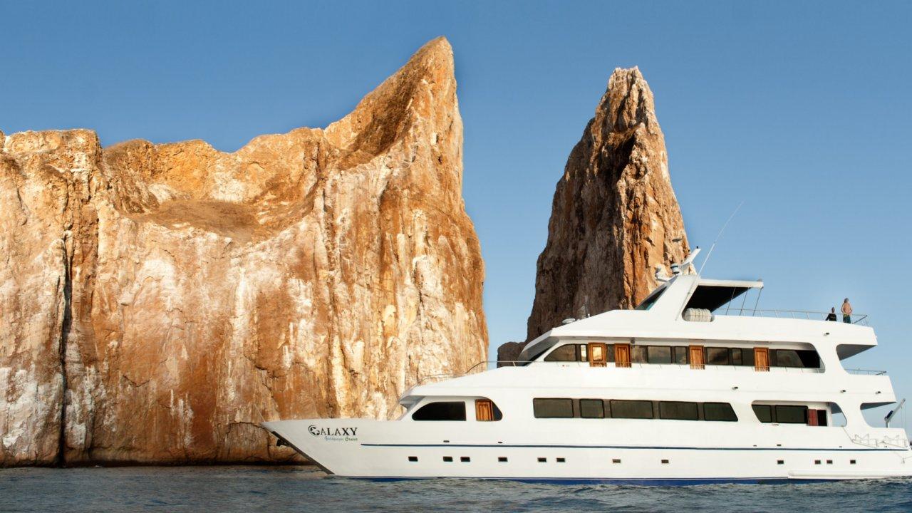 galaxy first class yacht