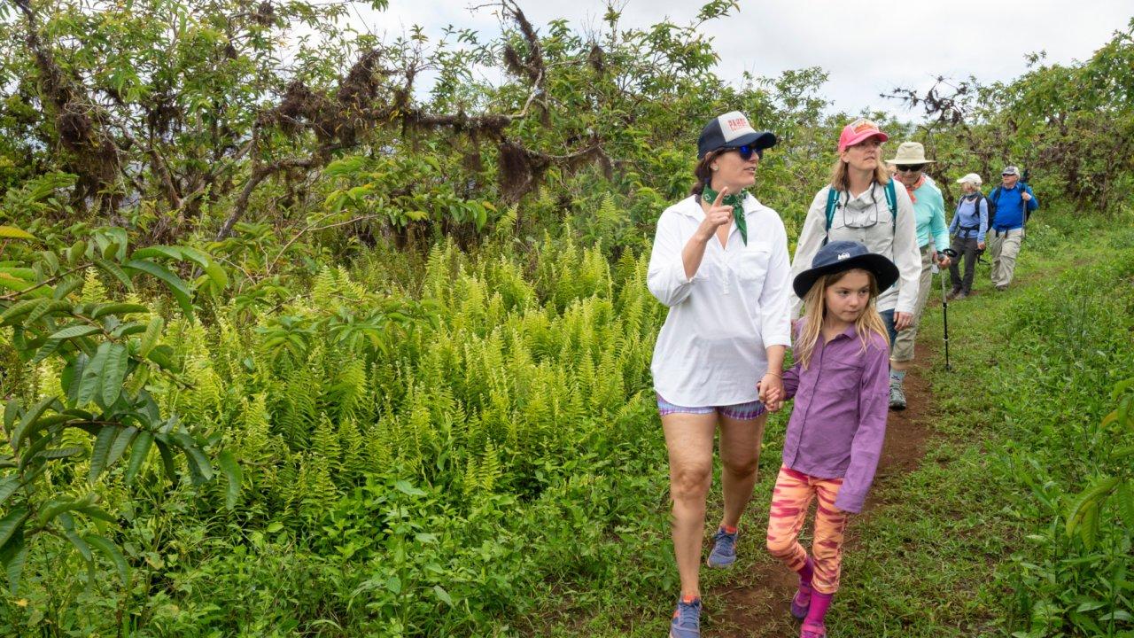 Galapagos National Parks