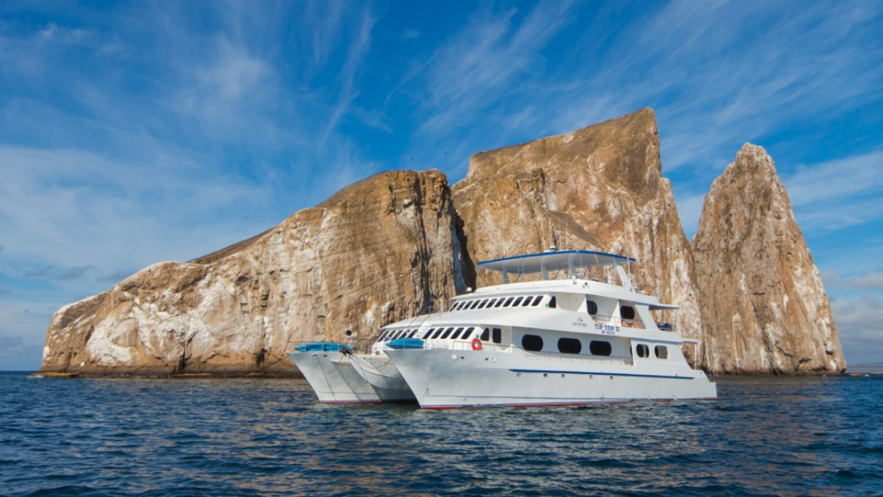 Tip Top II Cruises Galapagos Islands