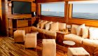 lounge on galaxy yacht