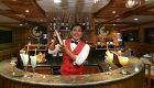 bartender on galaxy yacht