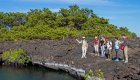 Walking tour in the Galapagos