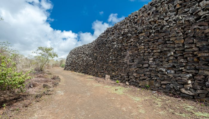 Galápagos Wall of Tears