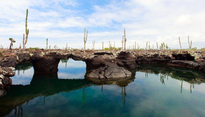 Galápagos Los Túneles