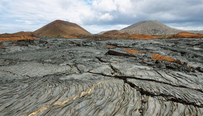 Galápagos Lava Flows