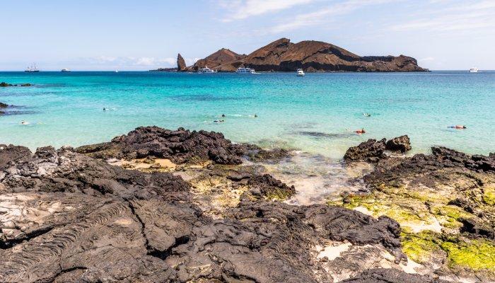 Galápagos Sullivan Bay
